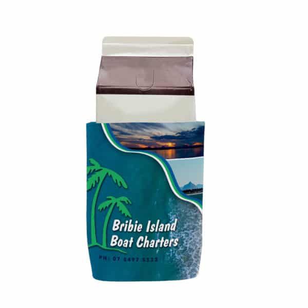 Island Charters Stubby Holder Carton
