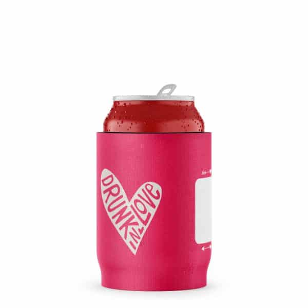 Drunk Love Stubby Holder Beer Can