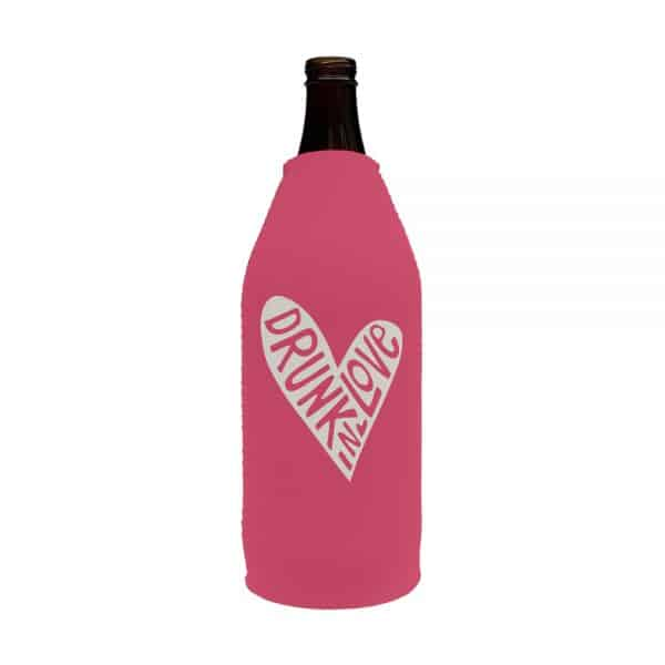 Drunk Love Stubby Holder Longneck