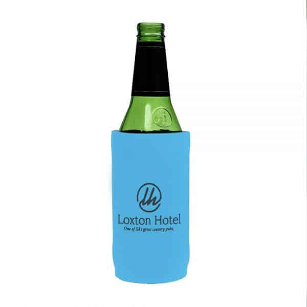 Loxton Hotel Stubby Holder Beer Tall