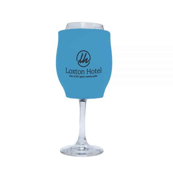 Loxton Hotel Stubby Holder Wine