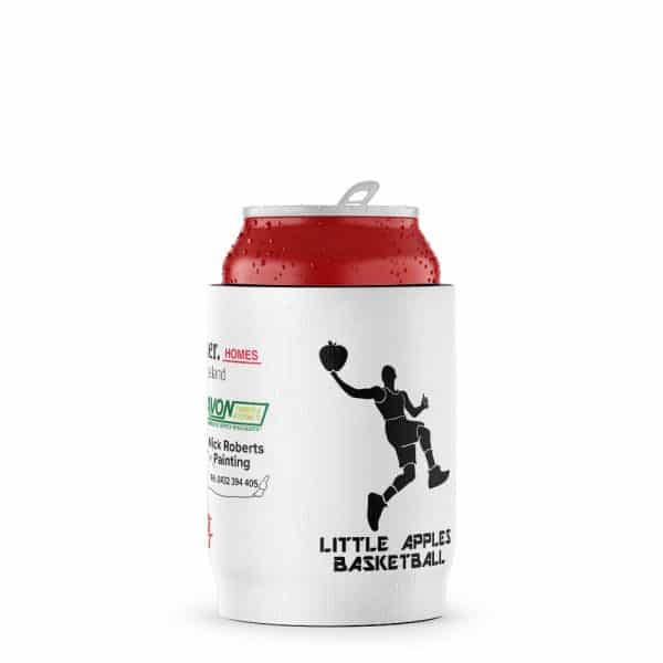 Basketball Stubby Holder Beer Can