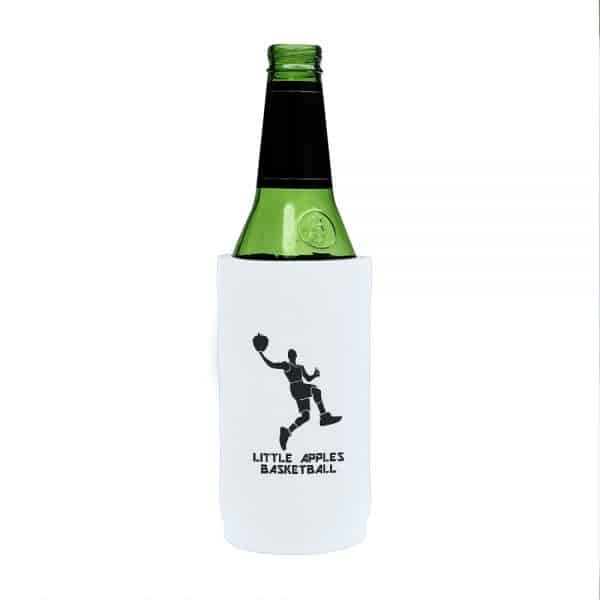 Basketball Stubby Holder Beer Tall