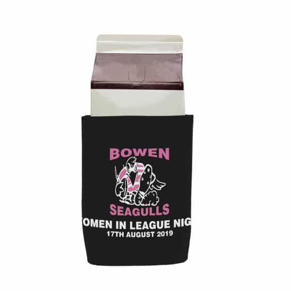 Womens Rugby Stubby Holder Carton