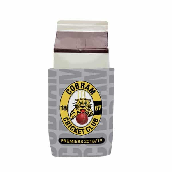 Sport Cricket Stubby Holder Carton