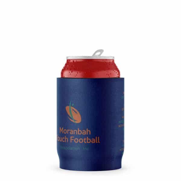 Touch Football Stubby Holder Beer Can