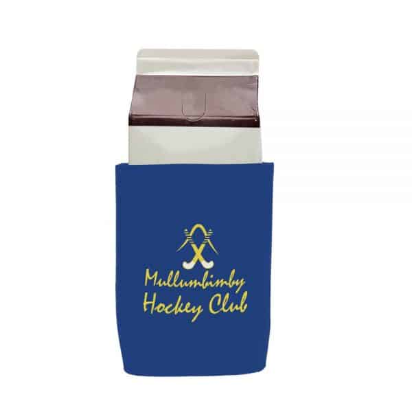 Hockey Club Blue Stubby Holder Carton