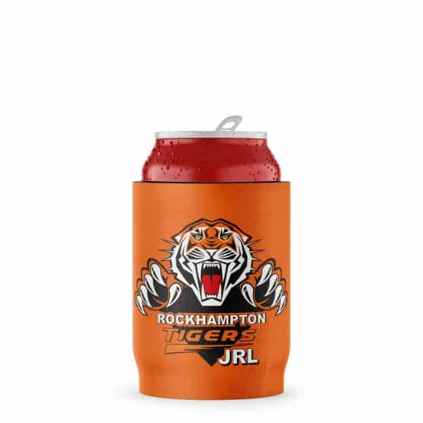 Rugby League Stubby Holder Beer Can