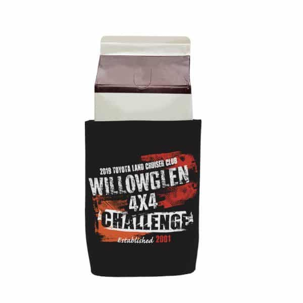 4X4 Challenge Stubby Holder Carton